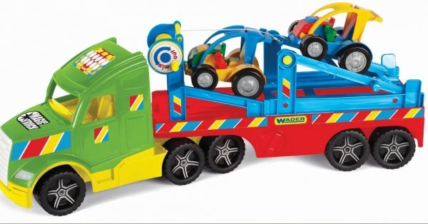 Magic Truck Basic pojazdy buggy