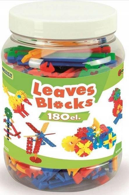 Wader Klocki Listki LEAVES BLOCKS- 41920 180el.