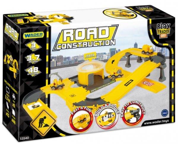 Play Tracks City budowa dróg 53540