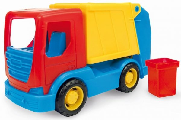 Tech Truck śmieciarka Wader 35311