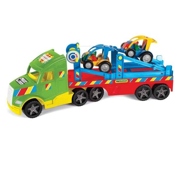 WADER Magic Truck Basic pojazdy buggy