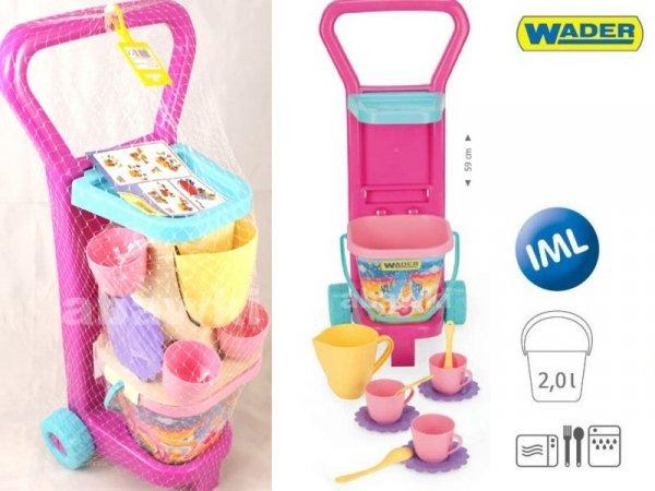 Wader- 10772 wózek piknikowy