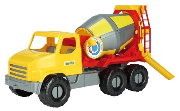 City Truck ciężarówka Betoniarka Wader 32606