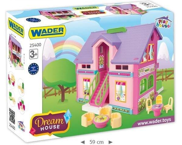WADER Play House domek dla lalek