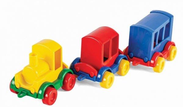 Kid Cars zestaw pociąg