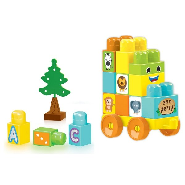 Baby Blocks 30 szt. WADER 41440