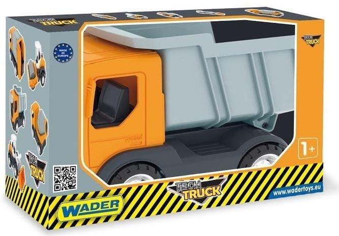 TECH TRUCK Pojazdy Drogowe  WADER 35360