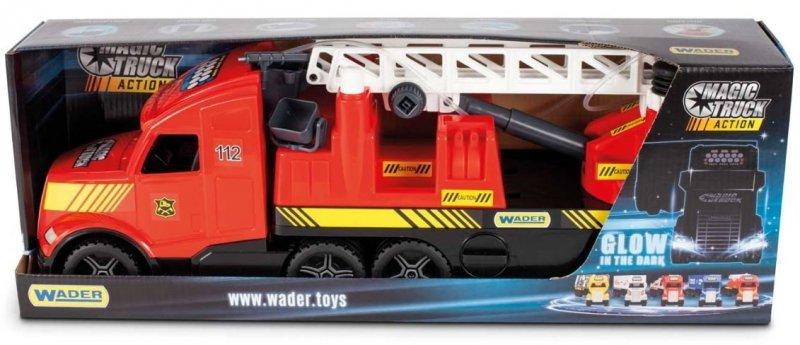 Wader 36220 Magic Truck ACTION - Straż Pożarna