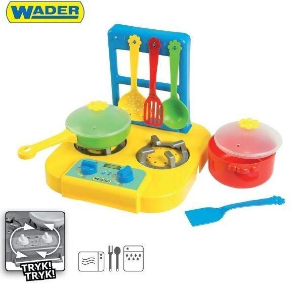 Wader 24000 - Płyta gazowa z garnkami
