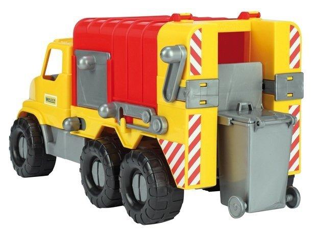 City Truck Śmieciarka