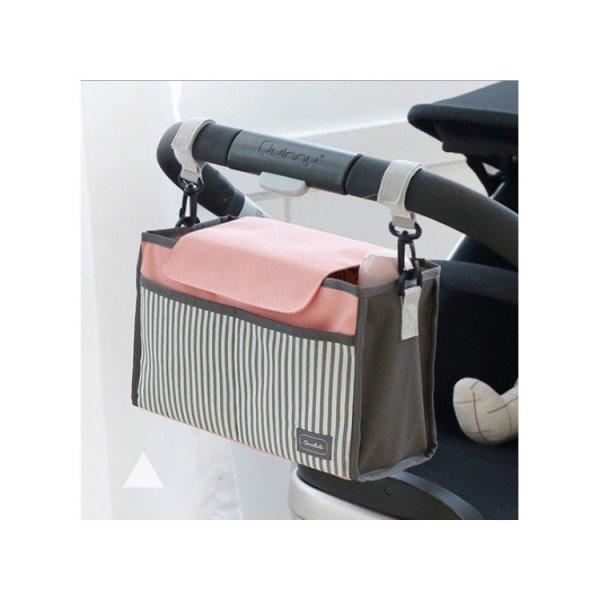 Wiszący organizer do wózka lub stojący róż OR22R