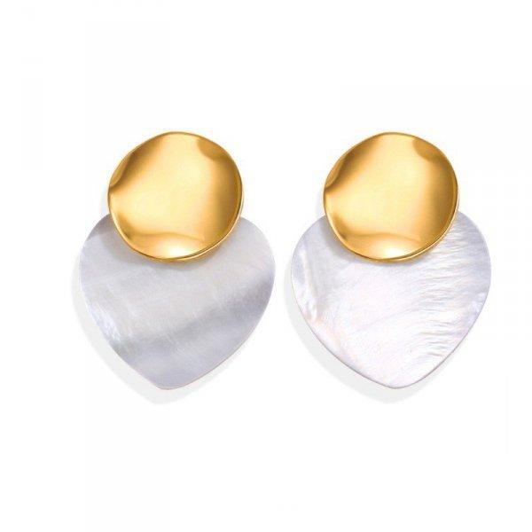 Kolczyki wiszące pearls K1220
