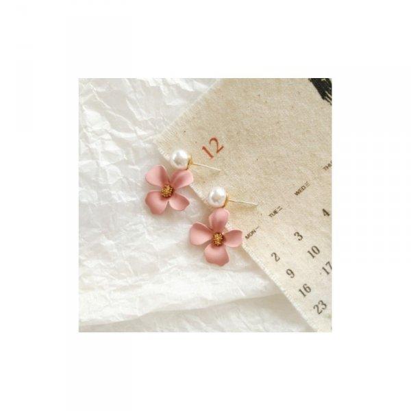 Kolczyki złote przy uchu K1290R