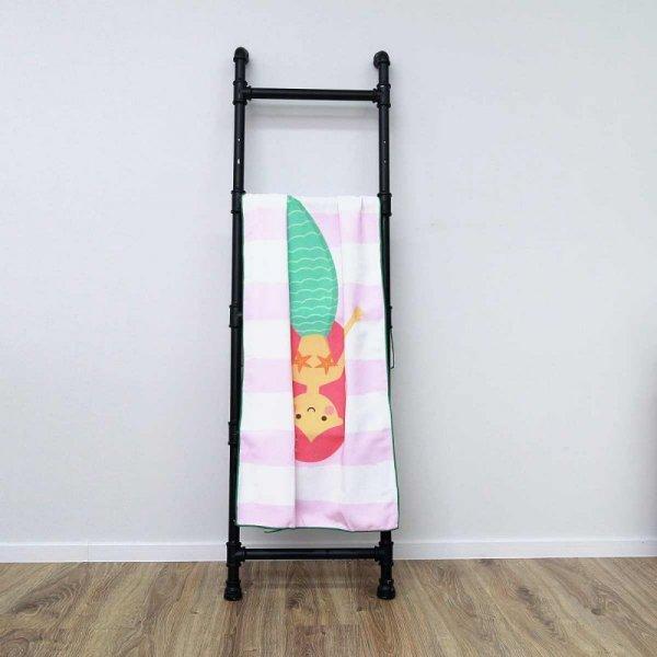 Ręcznik plażowy prostokątny mały 150x70 Syrenka REC47WZ9