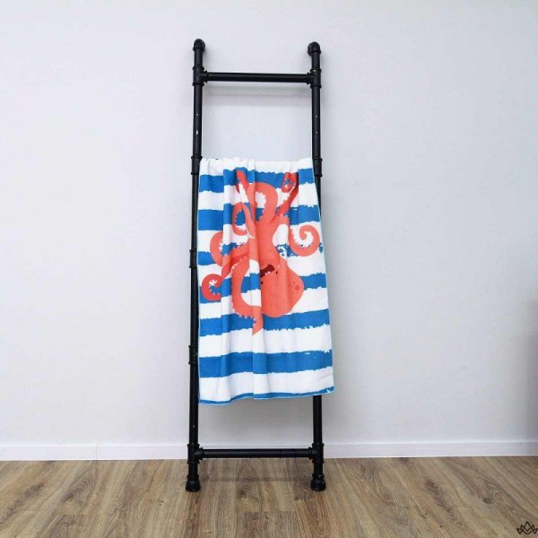 Ręcznik plażowy prostokątny mały 150x70 Ośmiornica REC47WZ18