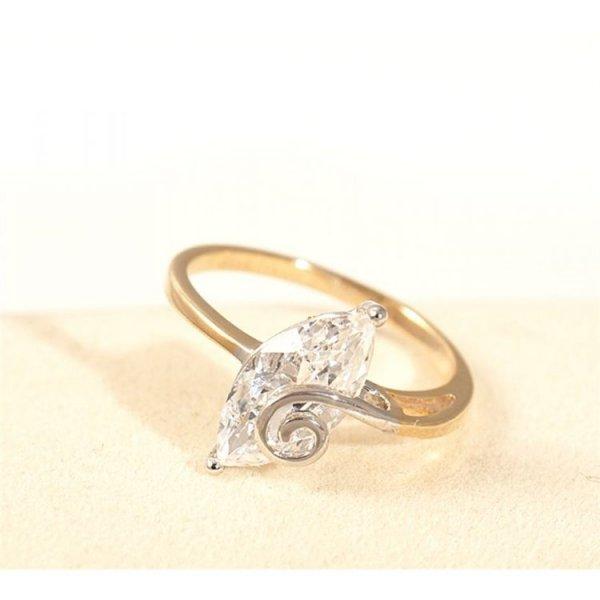 Pierścionek Stal Chirurgiczna 330, Rozmiar pierścionków: US7 EU14