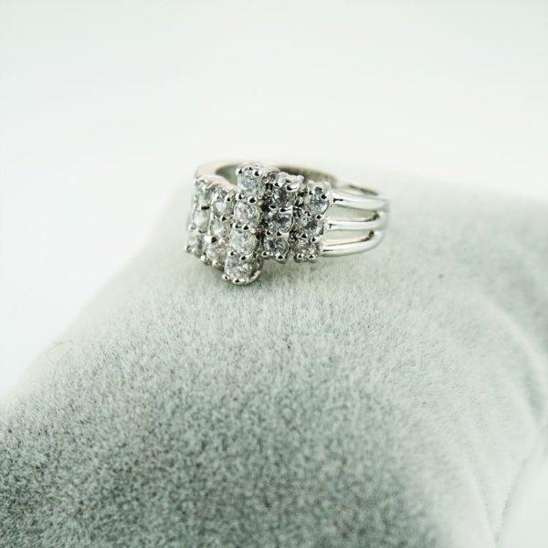 PIERŚCIONEK STAL CHIRURGICZNA 379, Rozmiar pierścionków: US7 EU14