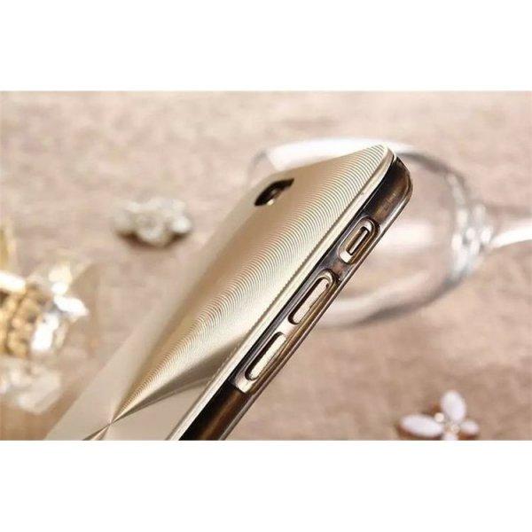 ALUMINIOWE ETUI CASE NA TELEFON IPHONE 5/5S - ZŁOTE ETUI21