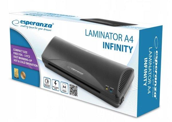 ESPERANZA LAMINATOR A4 INFINITY