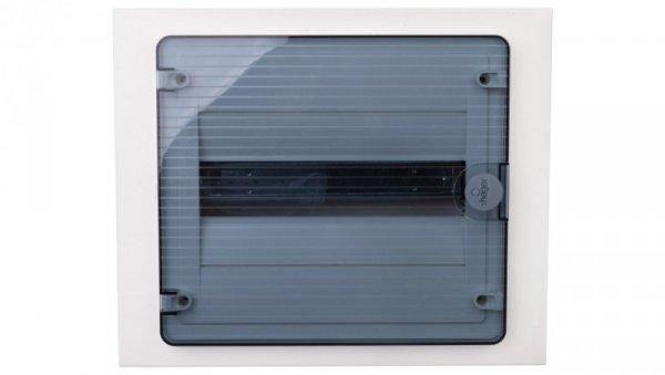 Rozdzielnica modułowa 1x12 podtynkowa IP40 Golf (drzwi transparentne) VF112TD