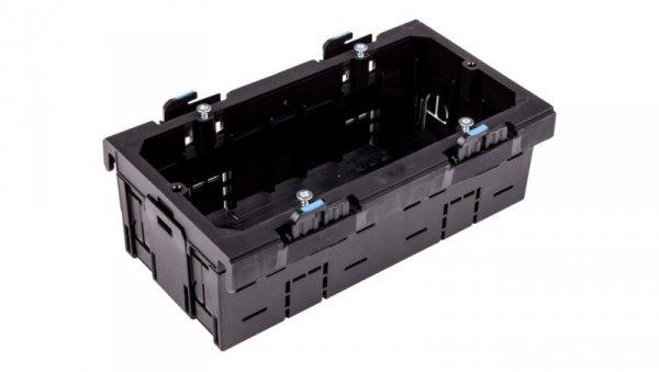 Puszka instalacyjna podwójna montaż frontalny G2860