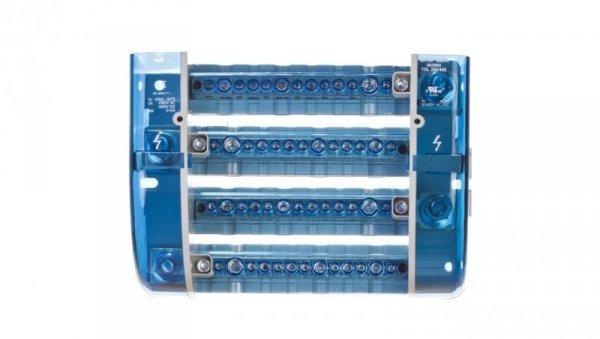 Blok rozdzielczy 4-biegunowy TDL 250/400A 563995