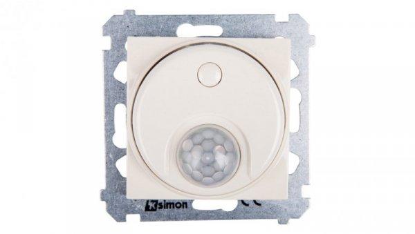 Simon 54 Czujnik ruchu z przekaźnikiem kremowy DCR10P.01/41