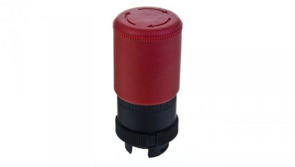 Napęd przycisku bezpieczeństwa czerwony przez pociągnięcie bez podświetlenia ZA2BS844