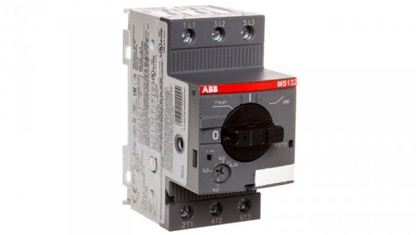 Wyłącznik silnikowy 3P 2,2kW 4-6,3A MS132-6.3 1SAM350000R1009