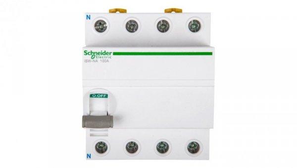 Rozłącznik modułowy 100A 4P iSW-NA (możliwy wyzwalacz) A9S70790