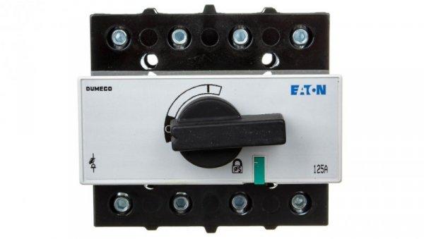 Rozłącznik izolacyjny 4P 125A DMM125/4 1314211