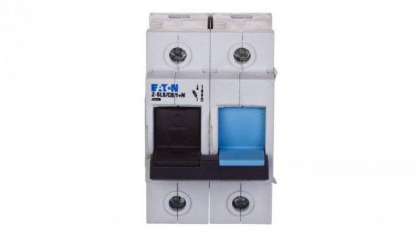Rozłącznik bezpiecznikowy 1+N 63A D02 Z-SLS/CB/1+N 167282