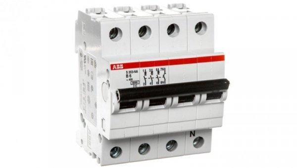 Wyłącznik nadprądowy 3P B 6A 6kA AC S203-B6 NA 2CDS253103R0065