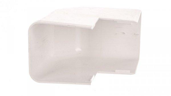 Pokrywa narożna zewnętrzna EKE 60x60mm biała 8546