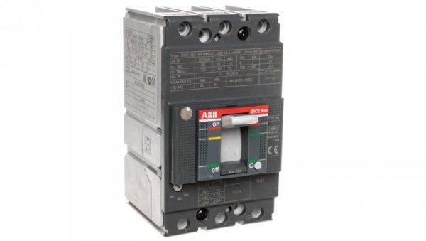 Wyłącznik mocy 3P 20A 18kA XT1B 160 TMD 20-450 3p F F 1SDA066800R1