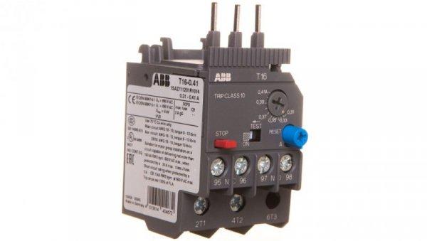 Przekaźnik termiczny 0,31-0,41A T16-0,41 1SAZ711201R1014