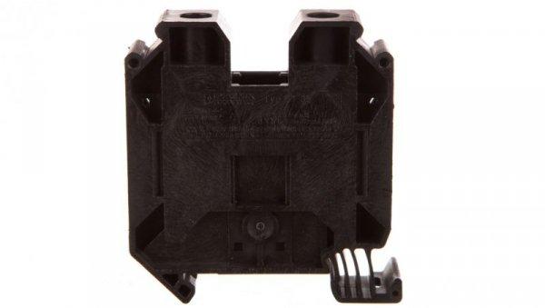 Złączka szynowa 2-przewodowa 35mm2 czarna UT 35 BK 3044226 /50szt./