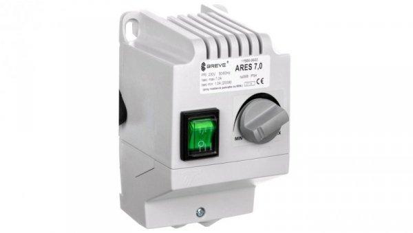Regulator prędkości obrotowej 1-fazowy ARES 7,0 230V 7A 17886-9922