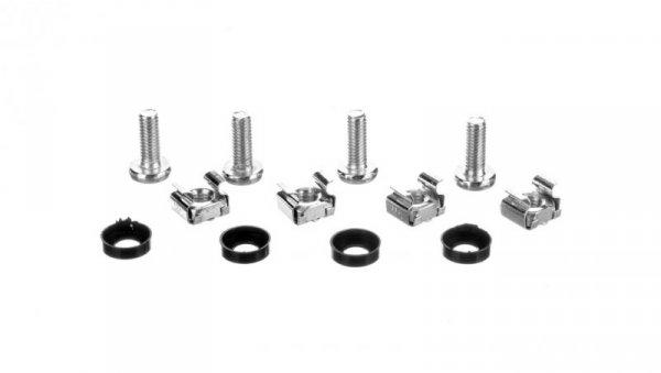 Zestaw śrub montażowych do szaf 19'' LANBERG (50szt.) AK-1302-S