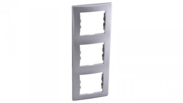 Sedna Ramka potrójna pionowa aluminium SDN5801360