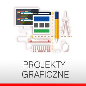 Projekt graficzny i skład z przygotowaniem do druku 1 str. wg makiety Klienta teczki firmowej