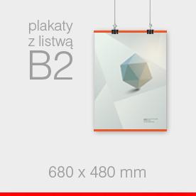 B2 - 480 x 680 mm