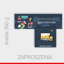 ZAPROSZENIA - kreda 250 g