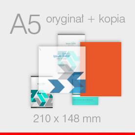 A5 - 148 x 210 mm