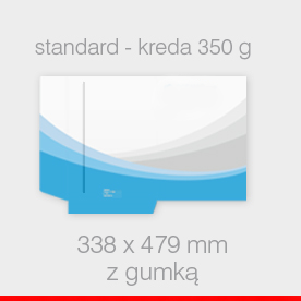 Standard z gumką