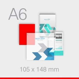 naklejki A6 - 105 x 148 mm