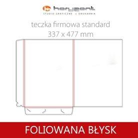 Standard - foliowane błysk