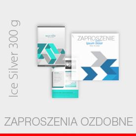 ZAPROSZENIA - Ice Silver  Metallics 300 g