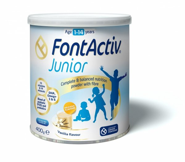 FontActiv  Junior proszek 400G