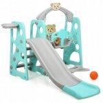 Plac zabaw dla dzieci 3w1